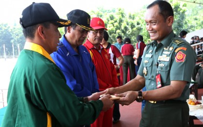 Panglima TNI Cup 2014 Resmi Ditutup