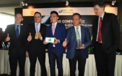 Biogreen Science Diluncurkan
