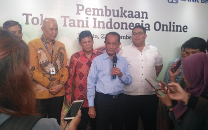 Soft Launching e-commerce Toko Tani Indonesia Center