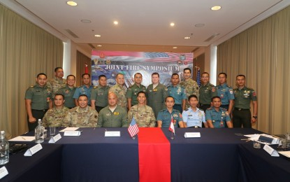 TNI Gelar Joint Fire Symposium Bersama USPACOM dan Hawaii National Guard