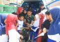 Mobil Pintar Brigif Raider 13 Kostrad Goes To School